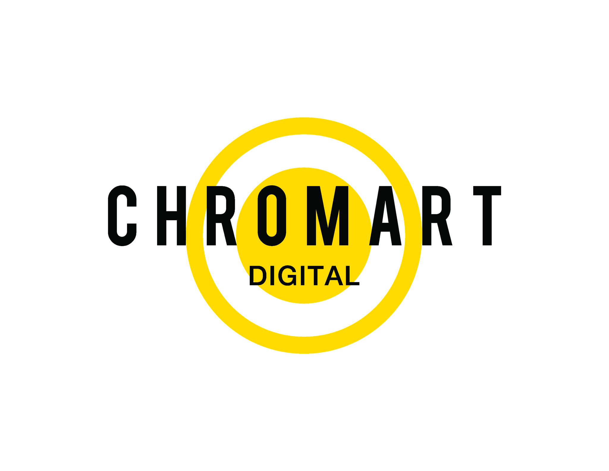 Chromart Digital logo