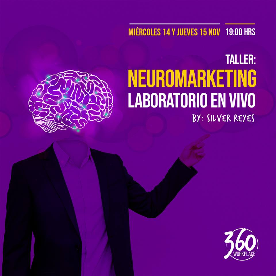 Taller de Neuromarketing Laboratorio en Vivo
