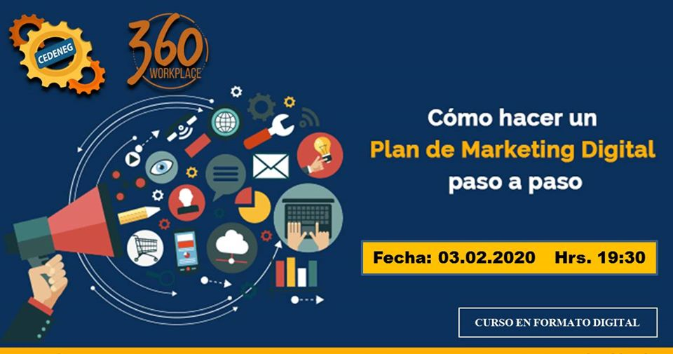 Como Hacer un Plan de Marketing Digital